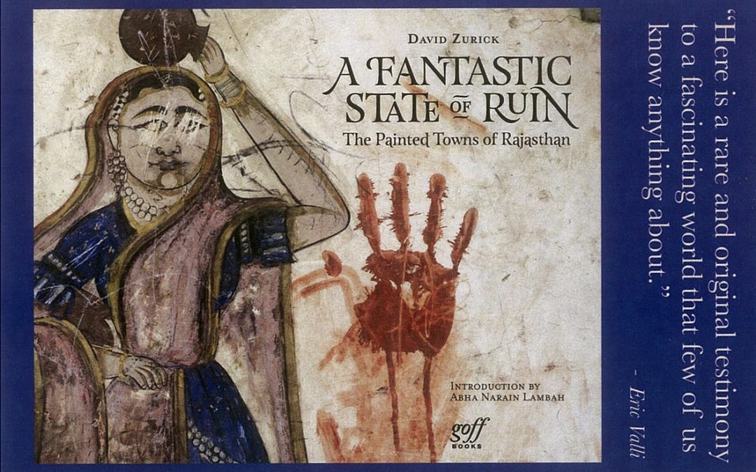 A Fantastic State of Ruin Author, David Zurick, Hosts Book Signing and Lecture Events