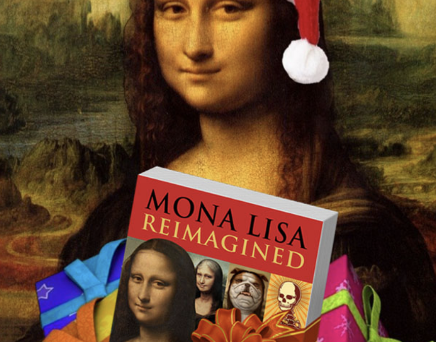Bored Panda Post: The Mona Lisa Reimagined By 300 Most Innovative Artists
