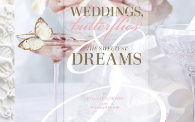 Vogue Japan Features Weddings, Butterflies & the Sweetest Dreams