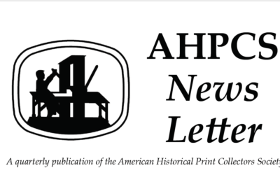 American Historical Print Collector's Society recommends American Eagle in Volume 43, Issue 4