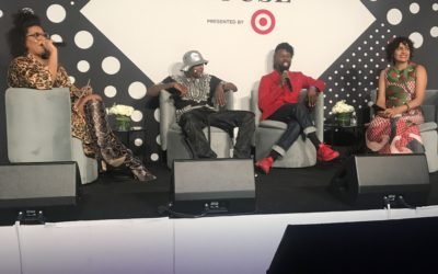 Essence Magazine hosts Book Panel for Street Culture