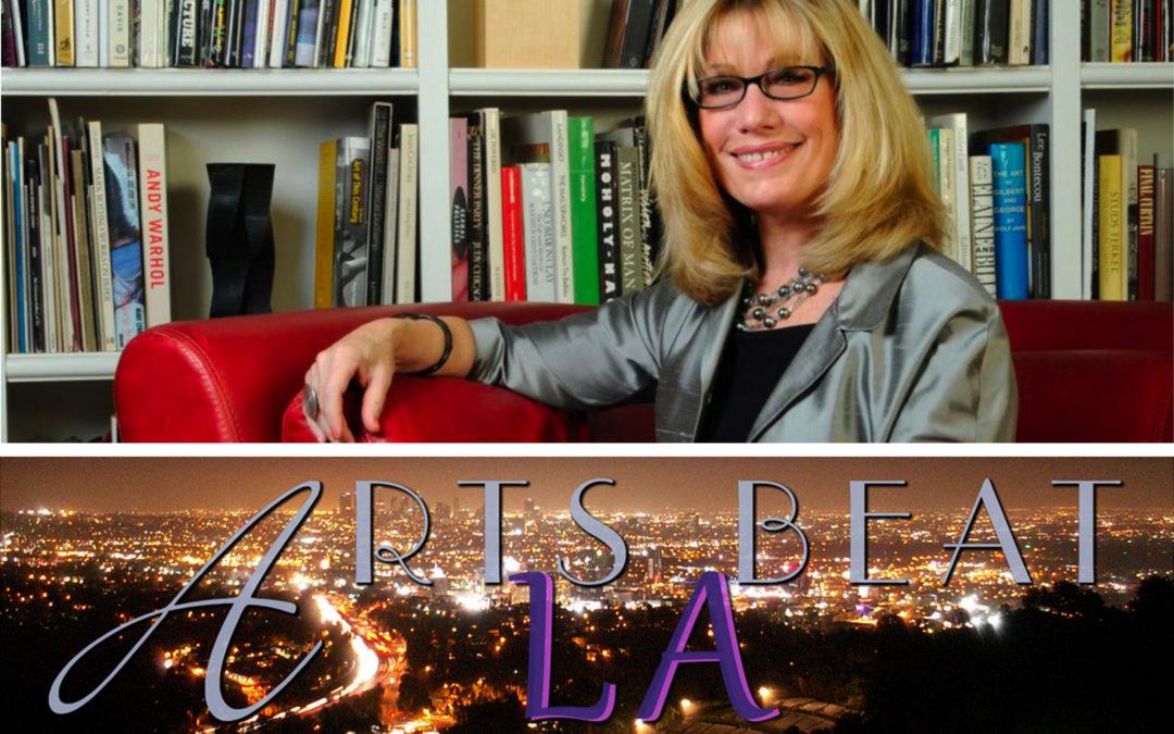 Arts Beat LA features City of Immortals