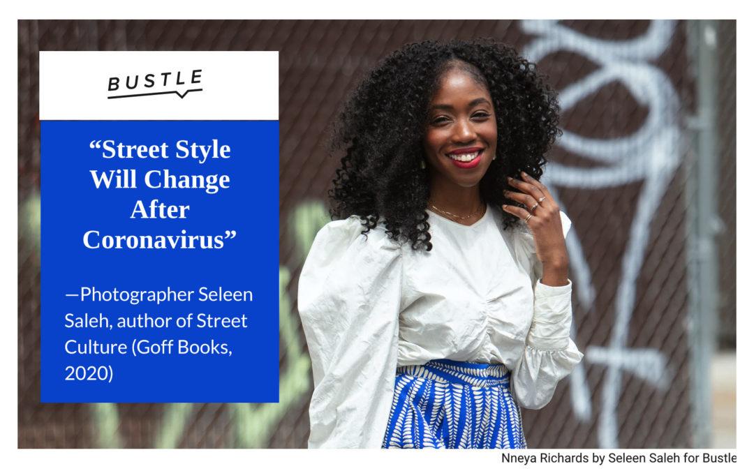 Bustle Magazine interviews author Seleen Saleh
