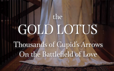 Author Introduction for The Gold Lotus